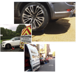 Mobile Tyre Fitting Southend